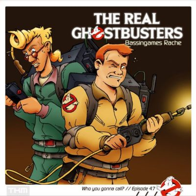 The Real Ghostbusters (47) – Bassingames Rache