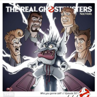 The Real Ghostbusters (50) – Nachtalb / The Void