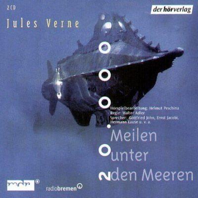 Jules Verne – 20.000 Meilen unter den Meeren | MDR Hörspiel