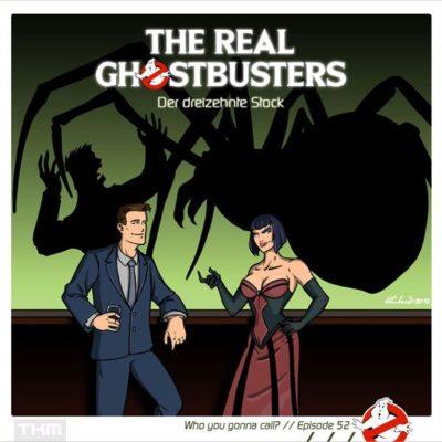 The Real Ghostbusters (52) – Die 13. Etage (2/5)