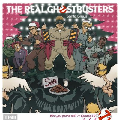 The Real Ghostbusters (58) – Santa Graus