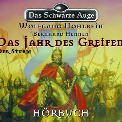 Wolfgang Hohlbein: Das Jahr des Greifen (01) – Der Sturm