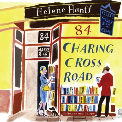 Helene Hanff – 84, Charing Cross Road