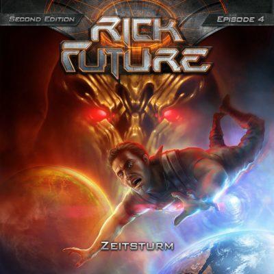 Rick Future (04) – Zeitsturm