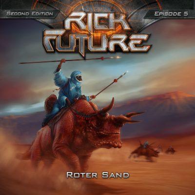 Rick Future (05) – Roter Sand