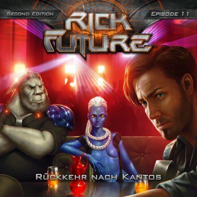 Rick Future (11) – Rückkehr nach Kantos