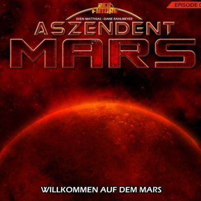 Aszendent Mars (00) – Willkommen auf dem Mars