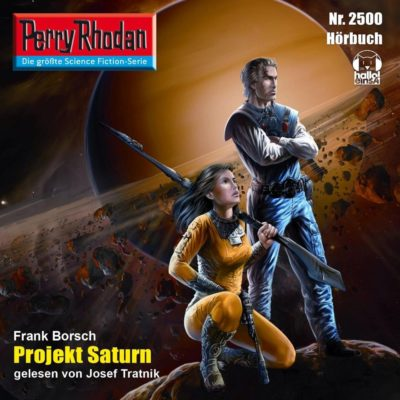 Perry Rhodan (2500) – Projekt Saturn