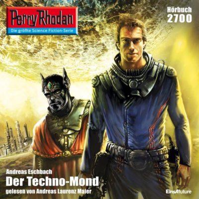 Perry Rhodan (2700) – Der Techno-Mond