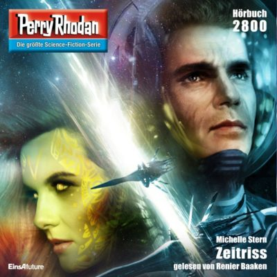 Perry Rhodan (2800) – Zeitriss