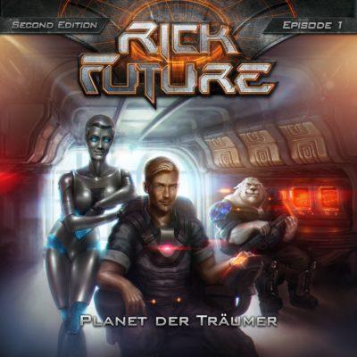 Rick Future (01) – Planet der Träumer