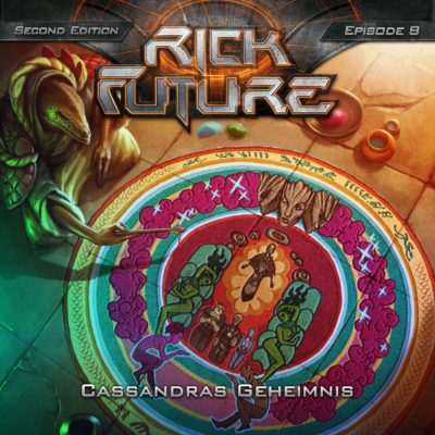 Rick Future (08) – Cassandras Geheimnis
