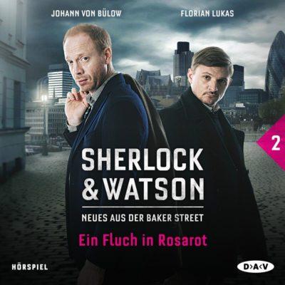 Sherlock & Watson (02) – Ein Fluch in Rosarot