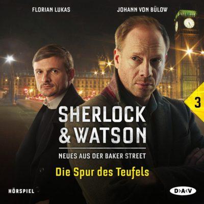 Sherlock & Watson (03) – Die Spur des Teufels