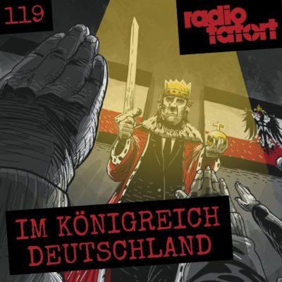 ARD Radio-Tatort (119) – Im Königreich Deutschland