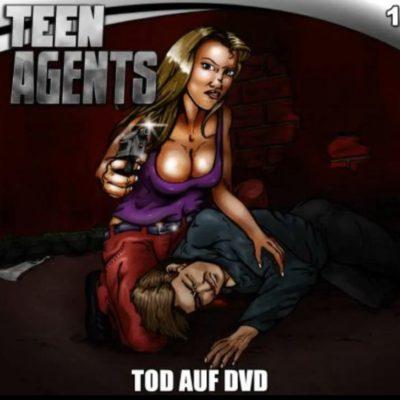 Teen Agents (01) – Tod auf DVD