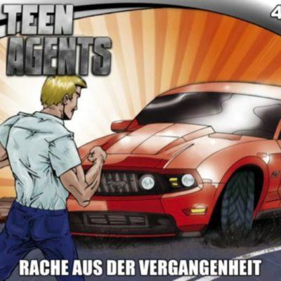 Teen Agents (04) – Rache aus der Vergangenheit