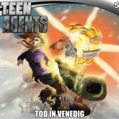 Teen Agents (05) – Tod in Venedig