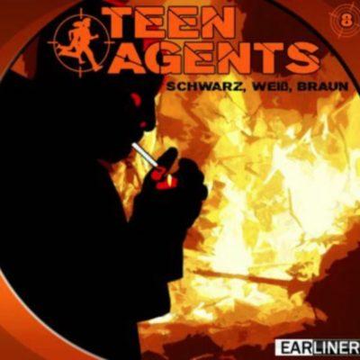 Teen Agents (08) – Schwarz, weiss, braun