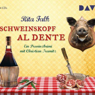 Rita Falk – Schweinskopf al dente