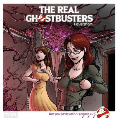 The Real Ghostbusters (10) – Faversham