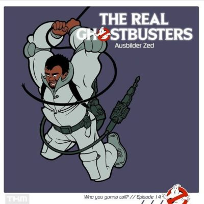The Real Ghostbusters (14) – Ausbilder Zed