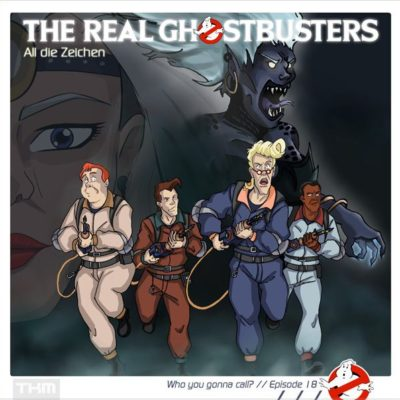 The Real Ghostbusters (18) – All die Zeichen