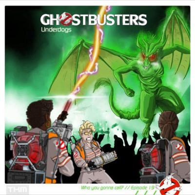 The Real Ghostbusters (19) – Underdogs