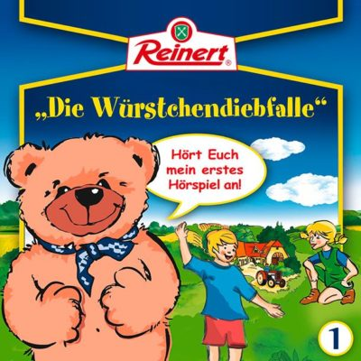 Bärchenland (01) – Die Würstchendiebfalle