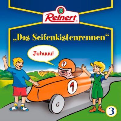 Bärchenland (03) – Das Seifenkistenrennen