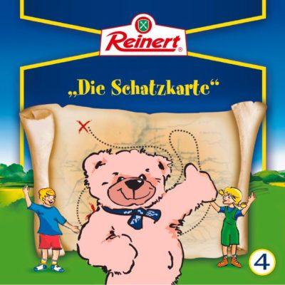 Bärchenland (04) – Die Schatzkarte