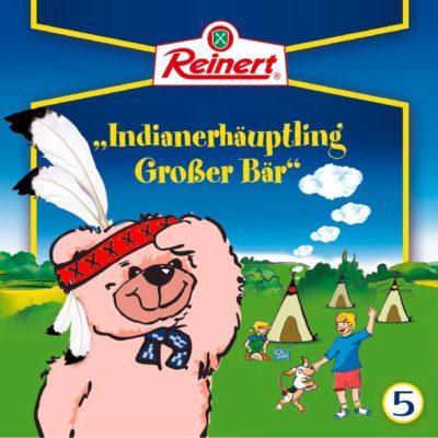 Bärchenland (05) – Der Indianerhäuptling