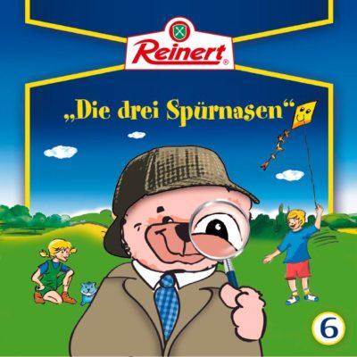 Bärchenland (06) – Die drei Spürnasen