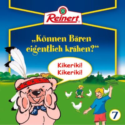 Bärchenland (07) – Können Bären eigentlich krähen?