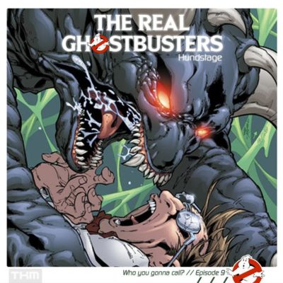 The Real Ghostbusters (09) – Hundstage