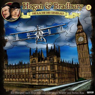 Hogan and Bradbury (02) – Die Rache des Generals