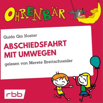 Guido Gin Koster – Abschiedsfahrt mit Umwegen   Ohrenbär