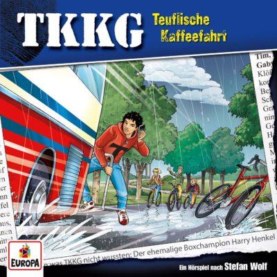 TKKG (205) – Teuflische Kafeefahrt