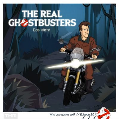 The Real Ghostbusters (20) – Das Irrlicht