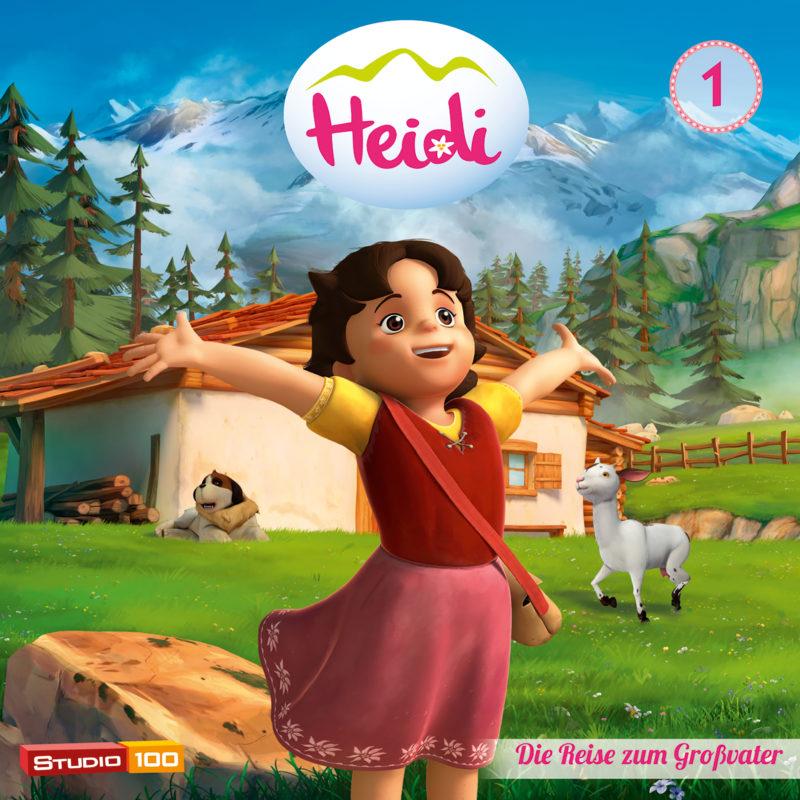 Heidi 01 Die Reise Zum Großvater Kostenlos Auf Gratis Hoerspiele