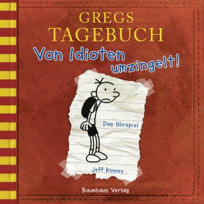 Gregs Tagebuch (01) – Von Idioten umzingelt