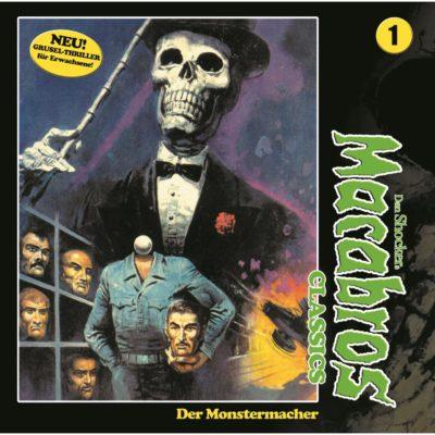 Macabros Classics (01) – Der Monstermacher