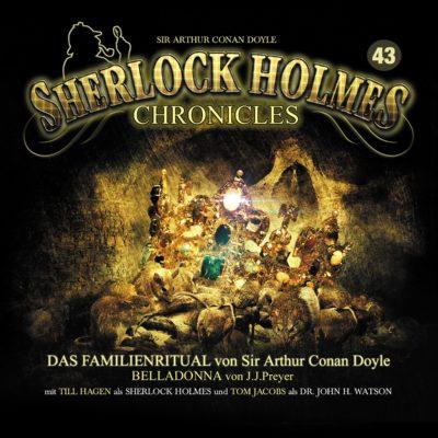 Sherlock Holmes Chronicles (43) – Das Familienritual