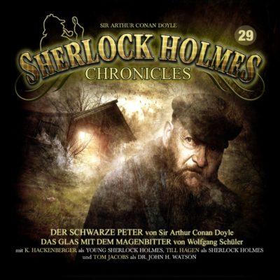 Sherlock Holmes Chronicles (29) – Der schwarze Peter