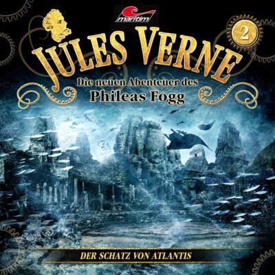 Jules Verne (02) – Der Schatz von Atlantis