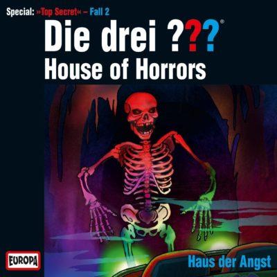 Die drei ??? – House of Horrors | Interaktives Alexa-Hörspiel