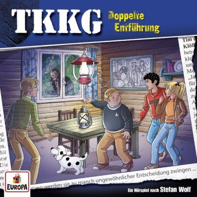 TKKG (207) – Doppelte Entführung