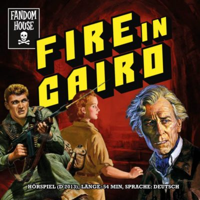 Bambridge & Sholto (02) – Fire in Cairo
