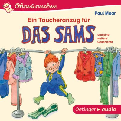 Paul Maar – Ein Taucheranzug für das Sams