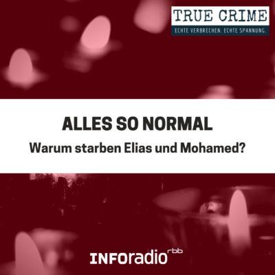 Alles so normal | TRUE CRIME